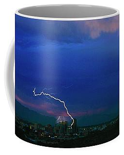 Tucson Power Outage-signed-#004 Coffee Mug