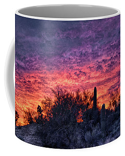 Tucson Sunrise Coffee Mug