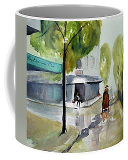 Tudo Street, Saigon11 Coffee Mug by Tom Simmons