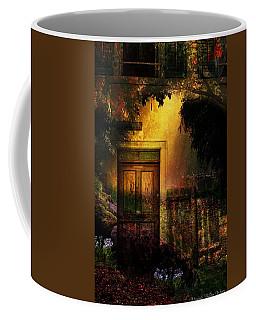 Tuer Zum Frieden Coffee Mug