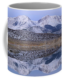 Tufa Dawn Winter Dreamscape Coffee Mug