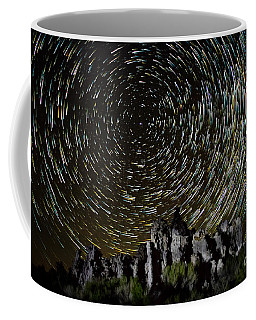 Tufa Star Trail Coffee Mug