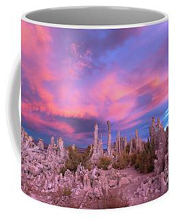 Tufa Sunset Coffee Mug