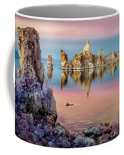 Tufas At Mono Lake Coffee Mug