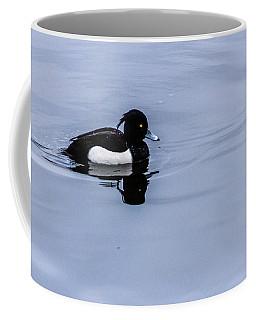 Tufted Duck Coffee Mug by Keith Elliott