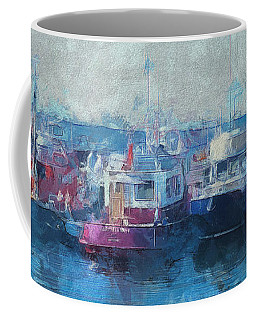 Tugs Together  Coffee Mug