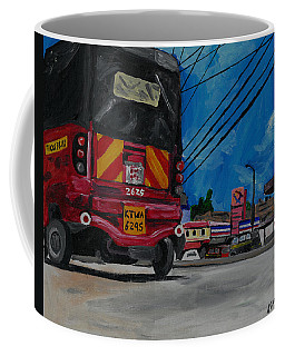Tuk Tuk Coffee Mug