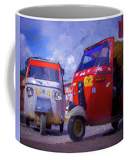 Tuk Tuks  Coffee Mug