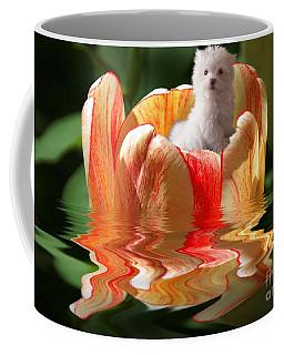 Tulip Boat Ride Coffee Mug by Elaine Manley