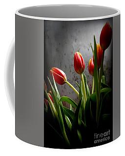 Tulip Bouquet 2 Coffee Mug by Mary-Lee Sanders
