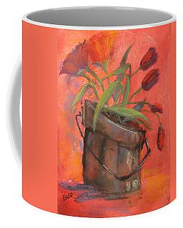 Tulip Bucket Coffee Mug