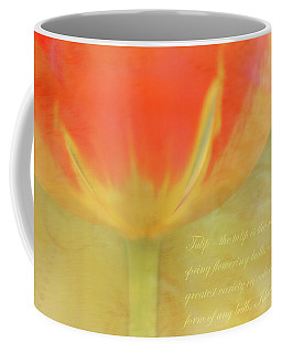 Tulip Coffee Mug by Catherine Alfidi