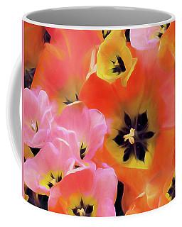 Tulip Dance 9 Coffee Mug