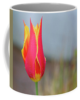 Tulip Fire Coffee Mug