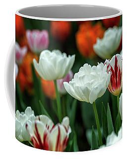 Tulip Flowers Coffee Mug