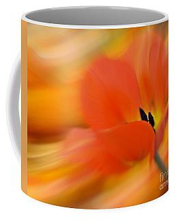 Tulip In Motion Coffee Mug
