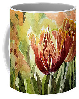 Tulip Light Coffee Mug