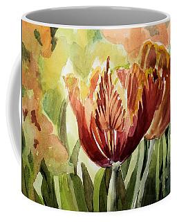 Tulip Light Coffee Mug