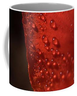 Tulip Petal Raindrops-2060 Coffee Mug