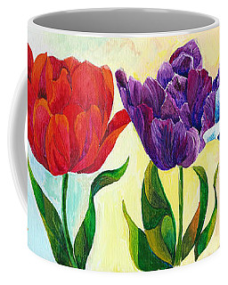 Tulip Rainbow Coffee Mug