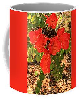 Tulip Tree Flowers Coffee Mug