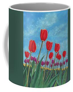 Tulip View Coffee Mug