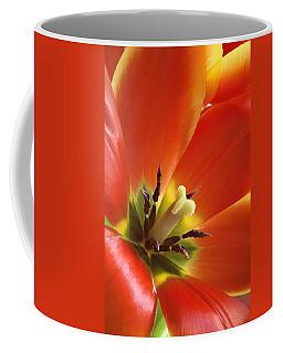 Tuliplicious Coffee Mug