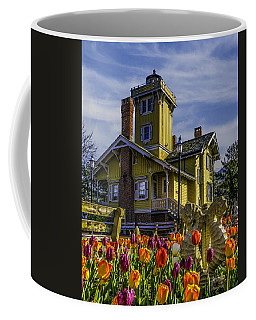 Tulips Af Hereford Light Coffee Mug