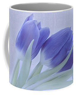 Tulips And Birdies  Coffee Mug