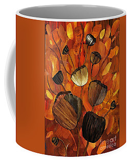 Tulips And Violins Coffee Mug