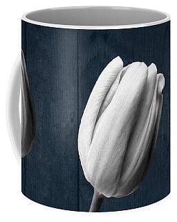 Tulips And Wood Coffee Mug