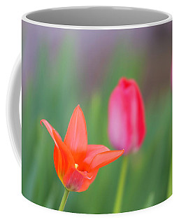 Tulips In My Garden Coffee Mug