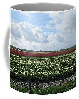 Tulips In Warmenhuizen Coffee Mug