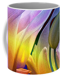 Tulips Secret Coffee Mug