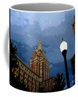 Tulsa Streetscape Coffee Mug