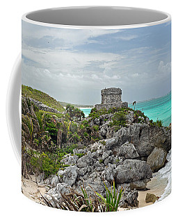 Tulum Mexico Coffee Mug