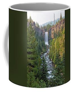 Tumalo Falls In Bend Oregon Coffee Mug