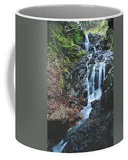 Tumbling Down Coffee Mug by Laurie Search