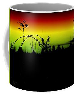 Tumbling Down Coffee Mug