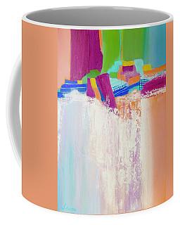 Tumbling Waters Coffee Mug by Irene Hurdle