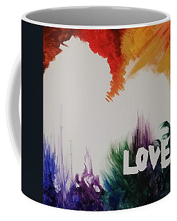 Tumultuous Love Coffee Mug