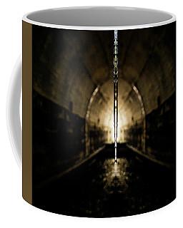 Tunnel Icicle Coffee Mug