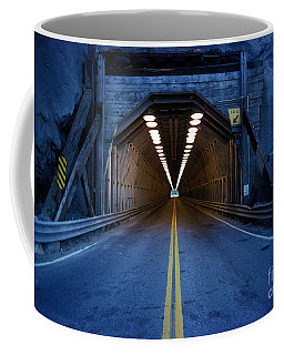 Tunnel Near Ential Washington Coffee Mug