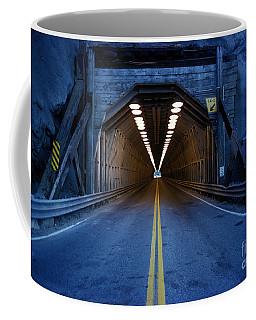 Tunnel Near Ential Washington Coffee Mug