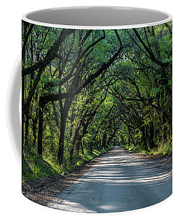 Coffee Mug featuring the photograph Tunnel On Botany Bay by Jon Glaser