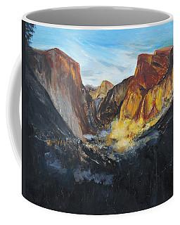 Tunnel Overlook Coffee Mug