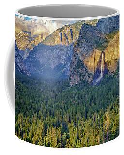 Tunnel View At Sunset Coffee Mug