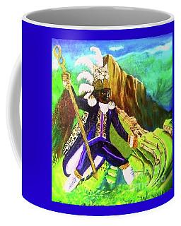 Tupac Amaru II Coffee Mug by Talisa Hartley