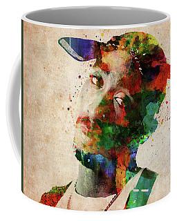 Tupac Shakur Coffee Mug