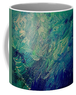 Turbulent Sea Coffee Mug